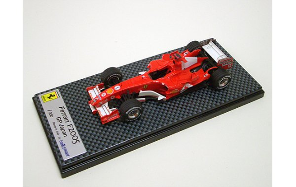 Bild 1 - Ferrari F2005 GP Japan