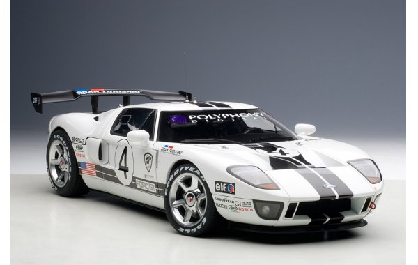 Bild 1 - Ford GT LM Special Race Car 2005