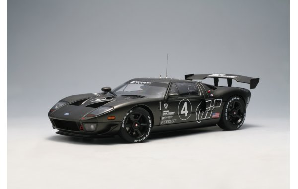 Bild 1 - Ford GT Test Car 2005 Carbon fiber livery