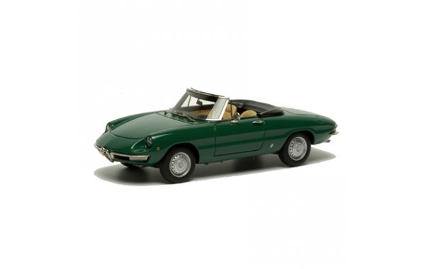 Bild 1 - Alfa Romeo Spider 1300 Junior 1968