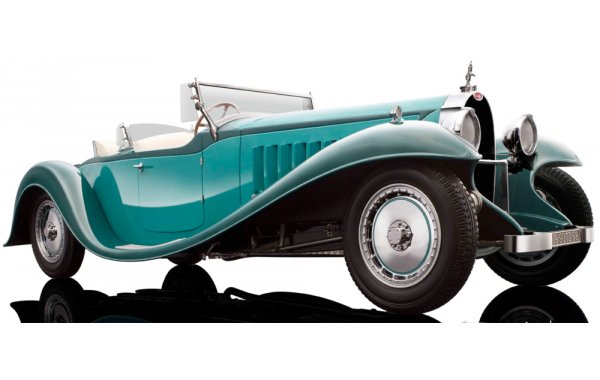 Bild 1 - Bugatti Royale Roadster Esders
