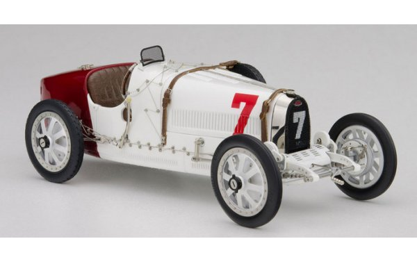Bild 1 - Bugatti T35 Grandprix Poland nation colour project