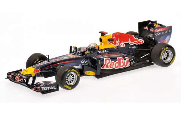 Bild 1 - Red Bull Racing RB7 Sebastian Vettel 2011