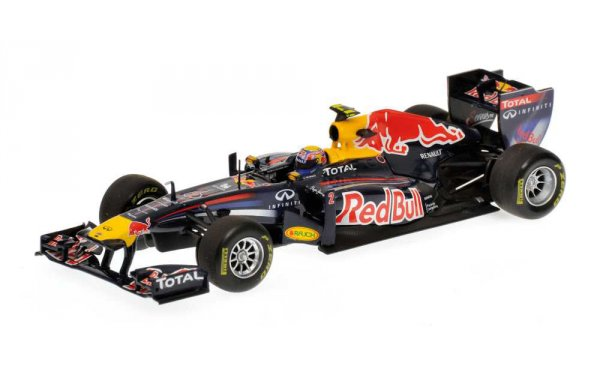 Bild 1 - Red Bull Racing RB7 Mark Webber 2010