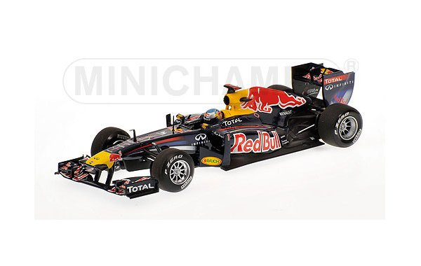 Bild 1 - Red Bull Racing RB7 Sebastian Vettel Winner Türkei GP 2011
