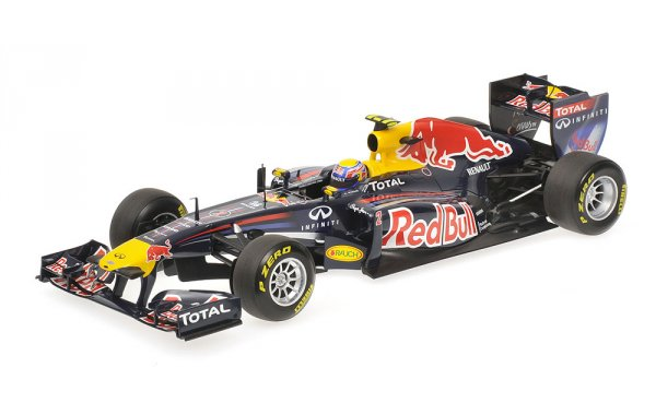 Bild 1 - Red Bull Racing RB7 Mark Webber 2011