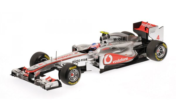 Bild 1 - Vodafone McLaren Mercedes MP4-26 2011