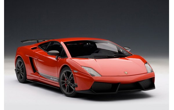 Bild 1 - Lamborghini Gallardo LP570-4 Superleggera