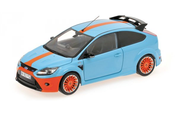 Bild 1 - Ford Focus RS 2010 Le Mans Classic Edition