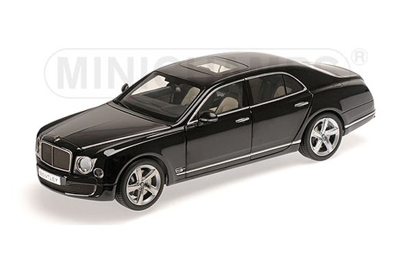 Bild 1 - Bentley Mulsanne Speed