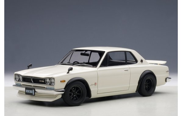 Bild 1 - Nissan Skyline GT-R Tuned Version