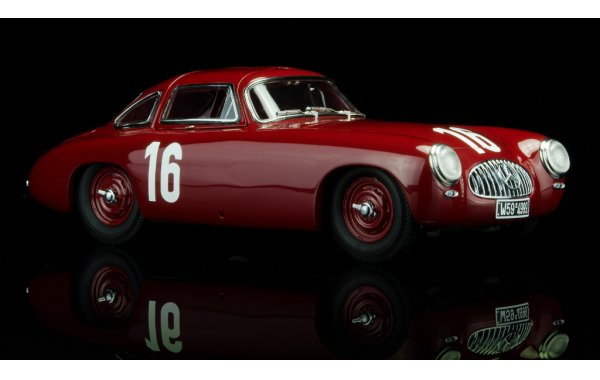 Bild 1 - Mercedes-Benz 300SL GP Bern 1952 Rudolf Carraciola