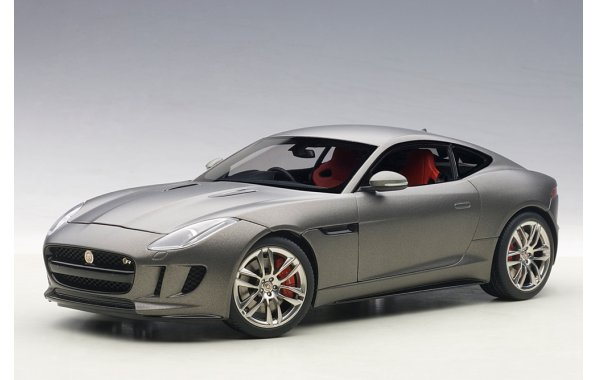 Bild 1 - Jaguar F-Type R Coupe 2015