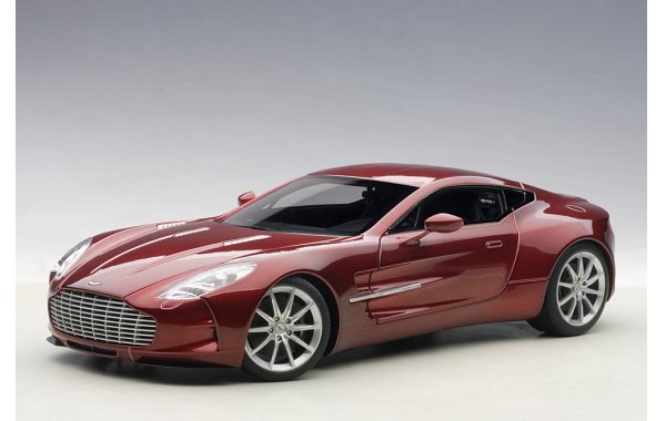 Bild 1 - Aston Martin One-77 2009