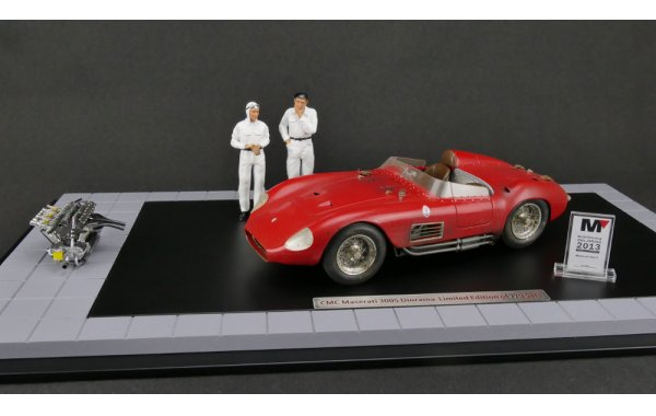 Bild 1 - Maserati 300S Dirty Hero Bundle