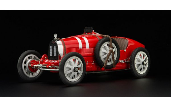 Bild 1 - Bugatti T35 Nation Color Project Ialien
