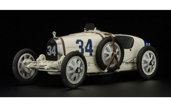 Bild 1 - Bugatti T35 Nation Color Project USA
