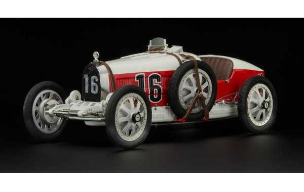 Bild 1 - Bugatti T35 Nation Color Project Monaco