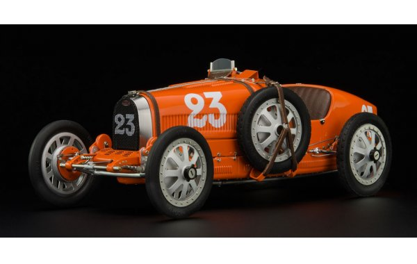 Bild 1 - Bugatti T35 Nation Color Project Niederlande