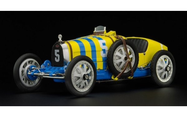 Bild 1 - Bugatti T35 Nation Color Project Schweden