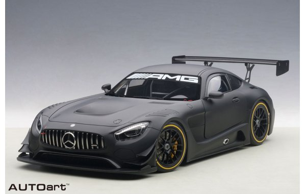 Bild 1 - Mercedes Benz AMG GT3 Plain Body Version