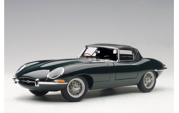 Bild 1 - Jaguar E-Type Roadster Serie 1