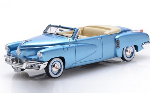 Bild 1 - Tucker Torpedo Convertible Top Down