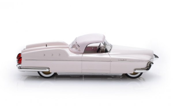Bild 1 - Studebaker Manta Ray 1953 Top Down