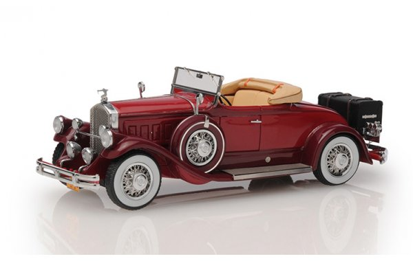 Bild 1 - Pierce Arrow 1930 Model B Roadster