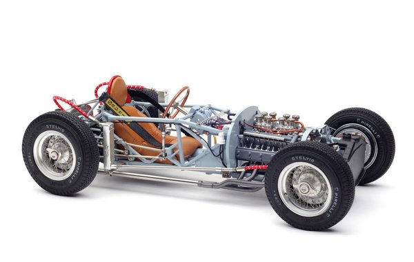 Bild 1 - Lancia D50 Rolling Chassis 1955