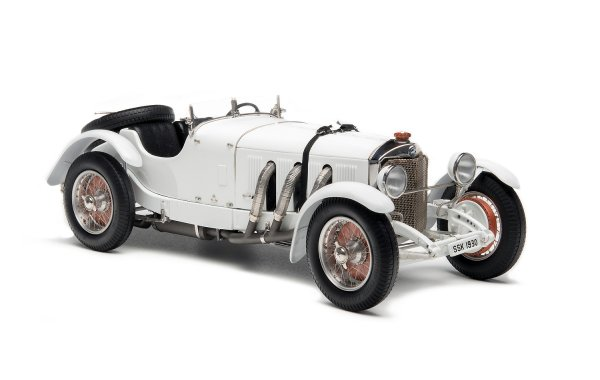 Bild 1 - Mercedes Benz SSK 1930 limited Edition 1000