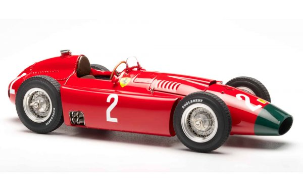 Bild 1 - Ferrari D50 Long Nose 1956 GP Deutschland Collins