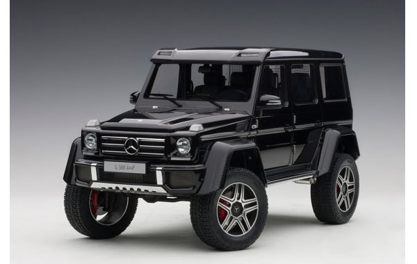 Bild 1 - Mercedes Benz G500 4x4 2016 Autoart Model