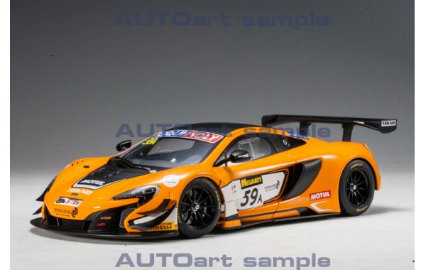 Bild 1 - McLaren 650S GT3 Bathurst 12 Hour Winner 2016