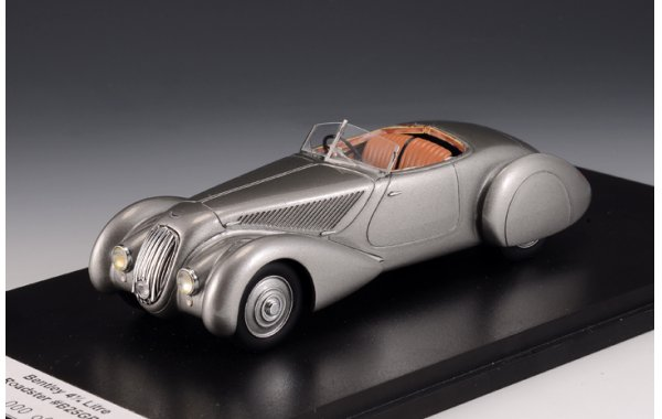 Bild 1 - Bentley Roadster Chalmers - Gathings Open roof