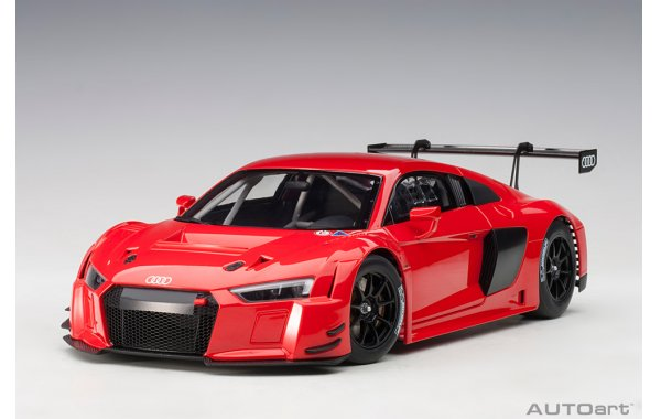Bild 1 - Audi R8 Lms Plain Color Version