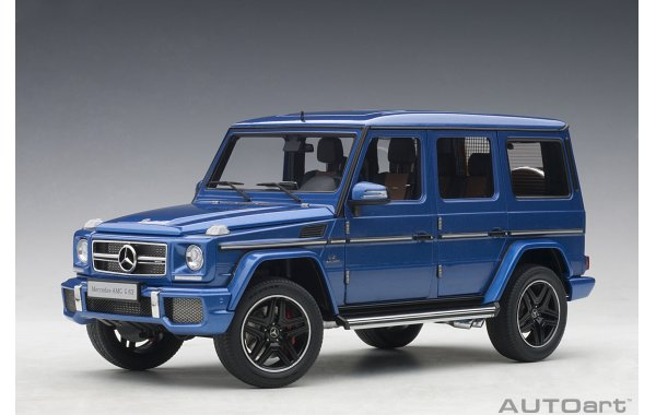 Bild 1 - Mercedes Benz G63 AMG 50th Anniversary Edition