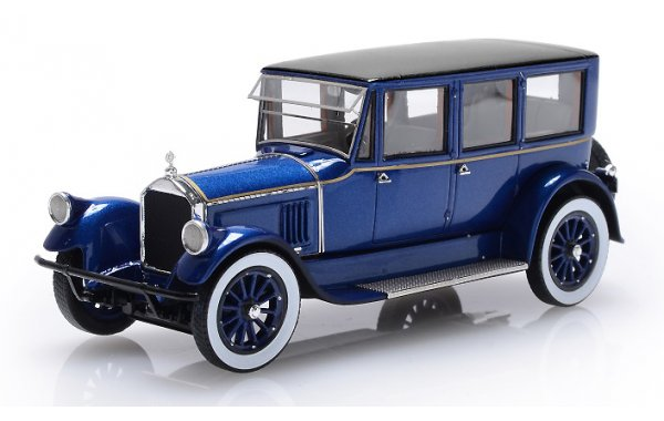 Bild 1 - Pierce Arrow Model 32 7-Seat Limousine blue 1920