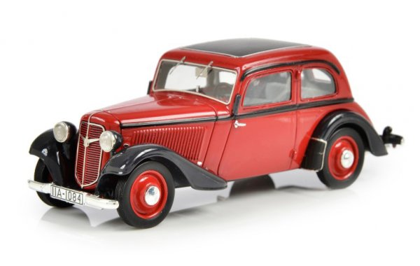 Bild 1 - Adler Trumpf Junior 2-door sedan 1934-41