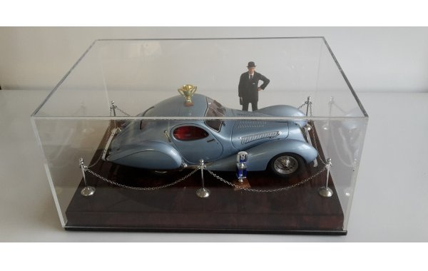 Bild 1 - Talbot Lago Exhibition showcase limited Edition