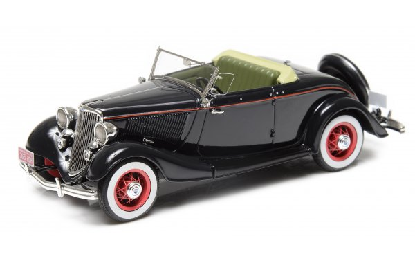 Bild 1 - Ford Model 40 Roadster