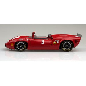 Lola T70 CanAm 1966 Team Surtees