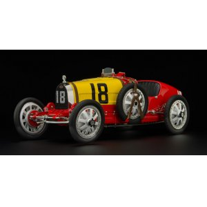 Bugatti T35 Grandprix Spain nation colour project