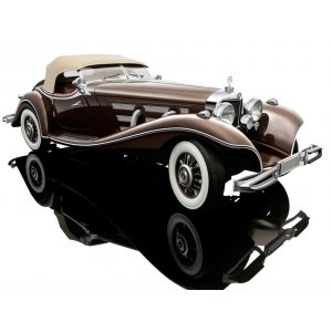 Mercedes-Benz 500K Spezial Roadster 1934