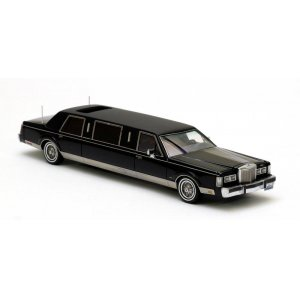 Lincoln Towncar Formal Strech Limousine