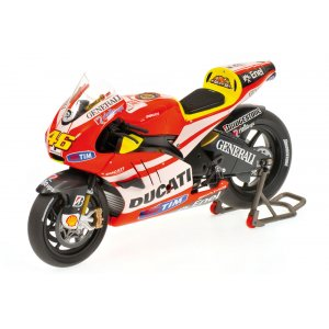 Ducati Desmosedici Valentino Rossi Launch Version 2011