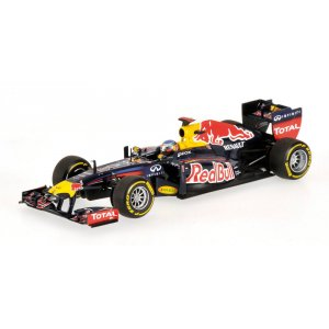 Red Bull Racing RB7 Sebastian Vettel showcar 2012