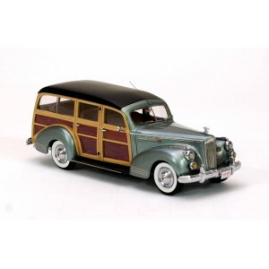 Packard 110 Deluxe Wagon 1941