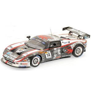 Ford GT40 Fischer Racing Team FIA GT3 1/43 Modellauto