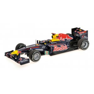 Red Bull Racing RB7 Sebastian Vettel World Champion Japan 2012